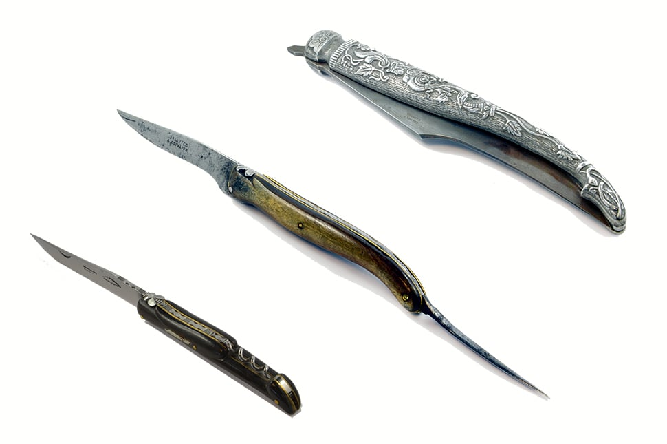 Museum Of Laguioles Knife And The Forged Object